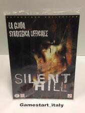 GUIDA STRATEGICA UFFICIALE SILENT HILL - PS1 - NUOVA SIGILLATA VERSIONE ITALIANA