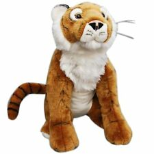 "NIC NAC 12"" BABY NURSERY JUNGLE SAFARI ZOO WILD STUFFED ANIMAL TIGER TOY!"