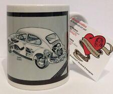 11oz VW mug Haynes Beetle Bug *SALE*