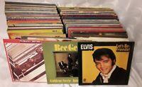 Schallplattensammlung 118 Stück Opa's Sammlerstücke Elvis, Beatles uvm