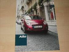 59407) Suzuki Alto Prospekt 04/2010