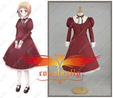 Axis Powers Hetalia Liechtenstein Maid Cosplay Costume Custom Made
