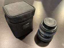 Sigma EX 10-20mm f/1:4-5.6 DC HSM - Nikon F-Mount
