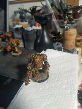 Warhammer 40k Painted Custom Legion Of The Damned Terminator