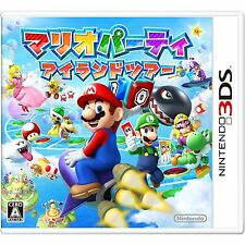 Nintendo 3DS Japan Mario Party Island Tour Brand-new Tracking Number from Japan