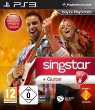 SingStar Guitar | PS3 | Eng | CIB