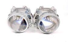 2x OEM Lexus RX350 Bixenon Projectors - Tuned with STi-R Clear Lenses - Retrofit