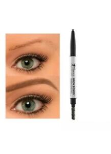 IT Cosmetics Brow Power Full Size Eyebrow Pencil Universal Taupe 0.0056 Oz New