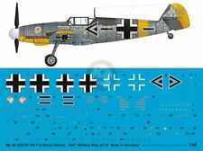 Peddinghaus 1/48 Bf 109 F-2 Markings Werner Molders Stab./JG 51 Russia 1941 3438