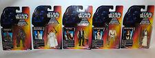 Star Wars: Luke Skywalker, Princesa Leia, Han Solo, Chewbacca, Obi-Wan (F)