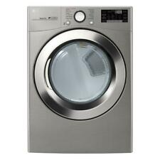 Lg TurboSteam Series Dlex3700V 27 Inch 7.4 cu. ft. Electric Dryer with Wi-Fi