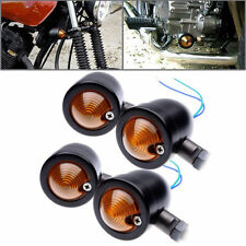 4x Motorcycle Bulb Turn Signal Indicator Light Running Bullet Lamp for Honda