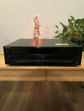 Sony CDP-C315 High Density Linear Converter 5 Disc CD Player No Remote