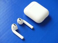 Authentic Apple AirPods 2nd Generation Left, Right, or Charging Case Replacement