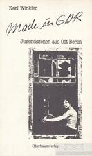 Made in GDR: Winkler, Karl