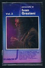 IVAN GRAZIANI PERSONALE DI ... -vol. 2 LINEATRE MC K7 MUSICASSETTA SIGILLATA!!!
