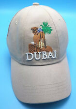 DUBAI beige adjustable cap / hat - 100% cotton