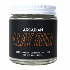 Arcadian Grooming Limited Edition Clay Rum 4oz