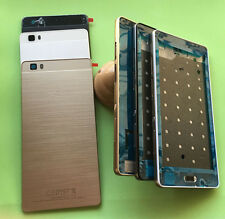 For Huawei Ascend P8 Lite housing Middle Frame Bezel Front + battery cover