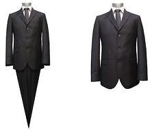Muga señores traje talla 106 marrón oscuro