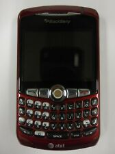 BlackBerry Curve 8310 - Red (AT&T) Smartphone