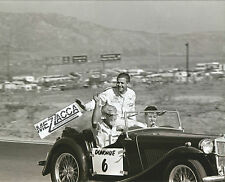 MARK DONOHUE PARADE LAP IN A MG 68 LAS VEGAS CAN AM SCCA CAN AM TRANS AM IMSA