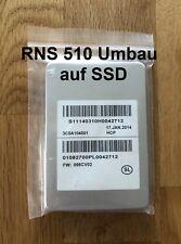 *** RNS510 Skoda Columbus, Seat Media System Umbau auf SSD Festplatte ***