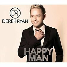 DEREK RYAN - HAPPY MAN CD 2016