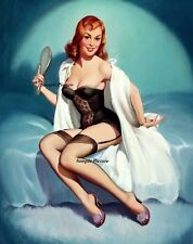 1940s Pin Up Sexy Girls on Pinterest  - Photo Semi Glossy (Print)