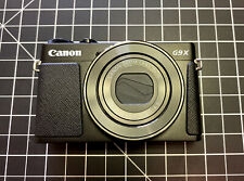 Canon PowerShot G9 X Mark II 20.1MP Digital Camera - Black
