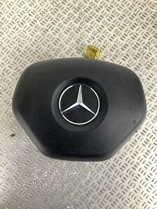 2012 Mercedes Benz W204 C CLASS 2007-2014 Steering Wheel A!rbag 2468603102