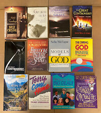 Lot of 24 Christian Prayer Bible STUDY Jesus Christ Stories Religion Book Mix B1