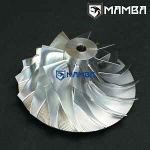 MAMBA Turbo Billet Compressor Wheel For Holset HX82 (86.71/141.0) 8+8