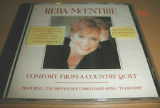 REBA McENTIRE rare CD Comfort from a Country QUILT unreleased track TULSA TIME
