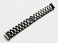 Uhrenarmband Metallband 20mm Edelstahl massiv gerader Anstoss Poljot Watch Strap