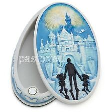 Disney VHTF Pokitpal Walt Mickey Disneyland Sleeping Beauty Castle Olszewski DLR