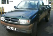 Toyota Hilux D4D pickup 2002  Spares or repair