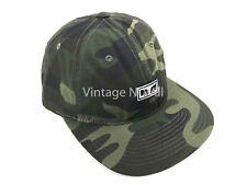 OBEY Propaganda Men Green Army Camo Overthrow Giant Eyes Snapback Camper Hat Cap