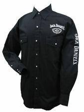 Jack Daniels Western Shirt - Black