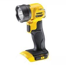 Dewalt DCL040N Light / Torch XR Pivot Head Cordless - Bare Unit 18v 18 Volt