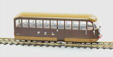 OS.KAR E1003 M1 7 FCL, castano con telaio e tetto isabella, H0e/H0m