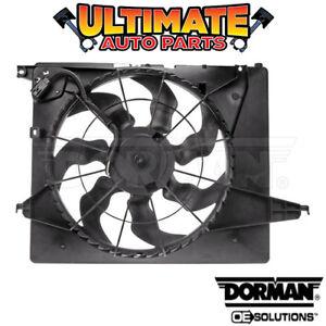 Radiator Cooling Fan (2.4L or 3.3L) for 14-15 Kia Sorento