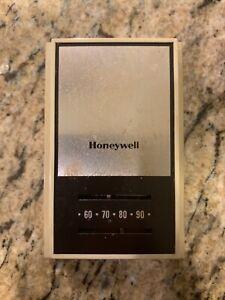 Honeywell T822D Heating Thermostat 8538 T-stat LR1620