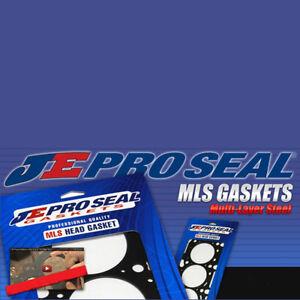 """JE Cylinder Head Gasket HN1000-033; Pro Seal .033"""" 81.50mm Bore for Honda VTEC"""