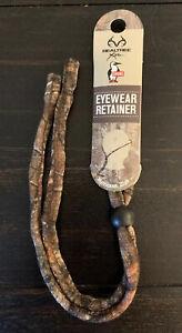 Chums Realtree Xtra Original Standard Cotton Eyewear Retainer
