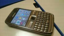 Nokia  E72 - Metallisch-Grau (Ohne Simlock) Smartphone   Top Zustand!!