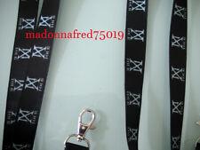 Madame X Tour Madonna set of 2 Blue Lanyards no ticket no pass Exclusive Rare