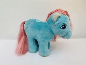 My Little Pony vintage G1 Bowtie plush soft toy Hasbro Softies