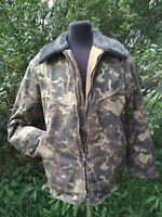 Original USSR Army Pilot Uniform Military Helicopter Flight Jacket size:  2XL