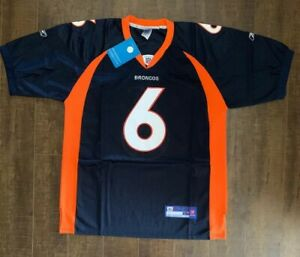 Jay Cutler Reebok Authentic Denver Broncos Jersey - Brand New Size 56(T) READ ON